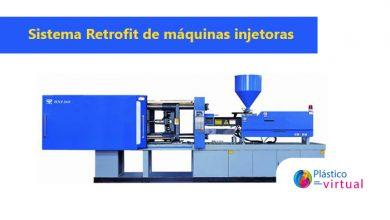 Foto de O que é o sistema Retrofit de máquinas injetoras?