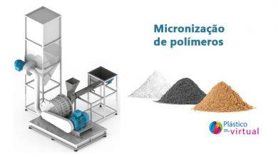 Foto de Para que serve a micronização de polímeros?