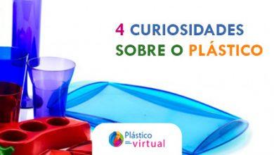 Foto de 4 Curiosidades sobre o Plástico que você precisa saber