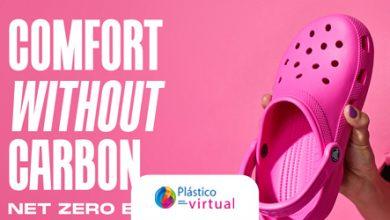 Foto de Empresa apresenta novo material de base biológica para reduzir a pegada de carbono de seus calçados