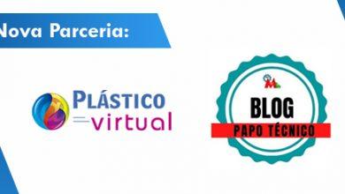 Foto de Portal Plástico Virtual firma parceria com Blog e Canal Papo Técnico