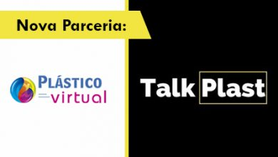 Foto de Plástico Virtual fecha parceria com TalkPlast