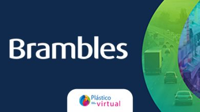 Foto de Brambles lança primeira palete 100% fabricada com plástico reciclado