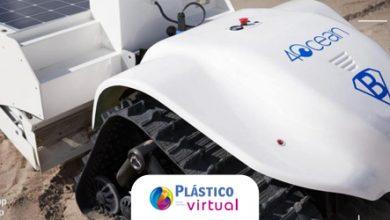 Foto de Conheça o BeBot – o robô aspirador para praias, rios e costas
