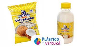 Foto de Mococa relança produtos da linha de coco com embalagens sustentáveis e econômicas