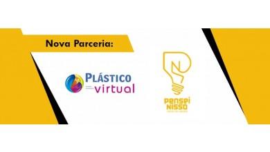 Foto de Portal Plástico Virtual firma parceria com Pensei Nisso